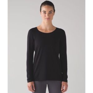 Lululemon Emerald Long Sleeve